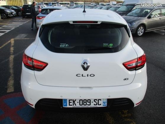 Annonce occasion, vente ou achat 'Renault Clio IV 1.5 D CI 75 C H'
