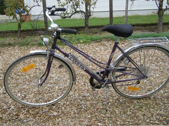 un vélo homme et un vélo femme