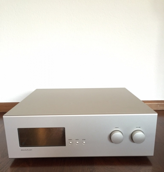 Soulution Audio 720 + phono
