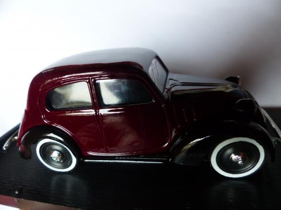 Annonce occasion, vente ou achat 'FIAT 1100 1937 BRUMM 1/43ème'