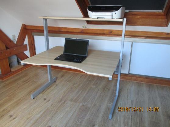 Meuble bureau pour informatique
