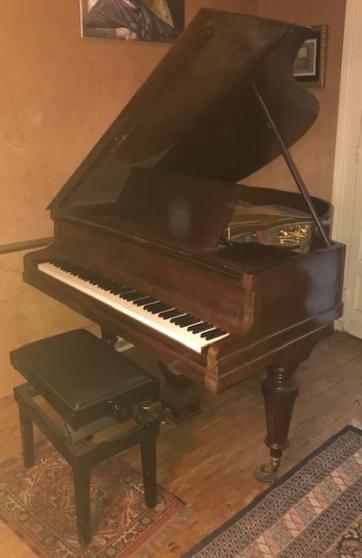 Annonce occasion, vente ou achat 'Piano 1/4 queue PLEYEL + fauteuil offert'