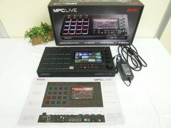 Annonce occasion, vente ou achat 'AKAI MPC LIVE DJ Pro'