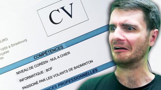 refonte complète de votre CV