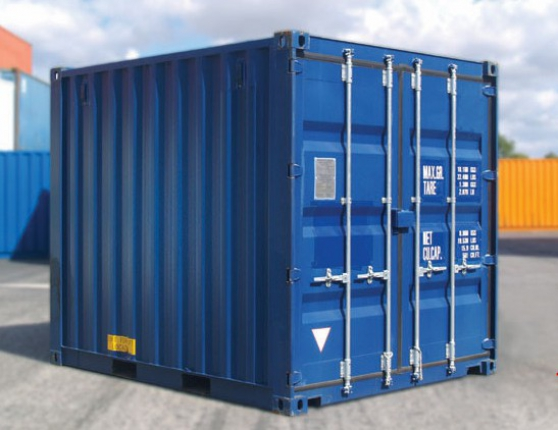 Annonce occasion, vente ou achat 'CONTAINERS MARITIMES 10\''