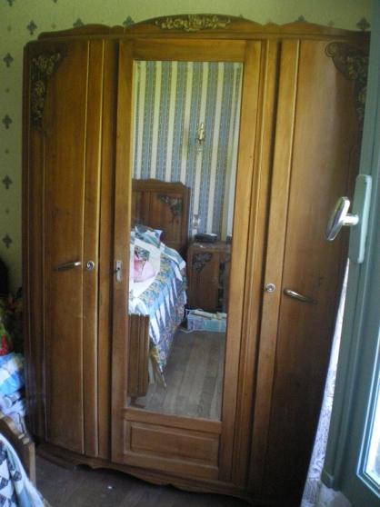 Annonce occasion, vente ou achat 'Armoire chambre à coucher'