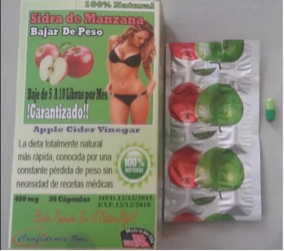 Annonce occasion, vente ou achat 'gelule de pomme bruleur de graisse'