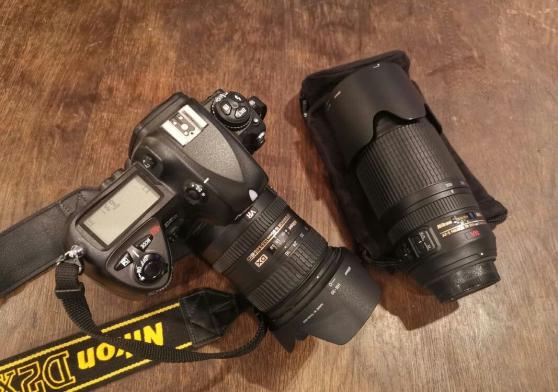 Annonce occasion, vente ou achat 'Nikon D2x. Neuf +objectifs'