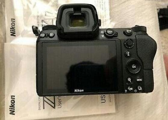 Annonce occasion, vente ou achat 'Nikon Z7 45.7MP Digital Camera - Boitier'