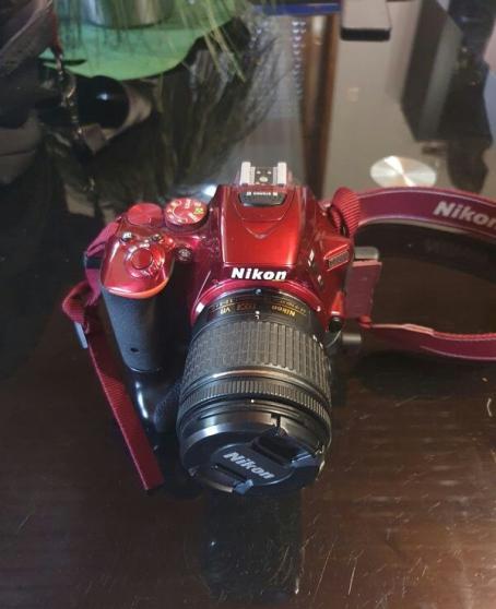 Annonce occasion, vente ou achat 'Nikon D5500'