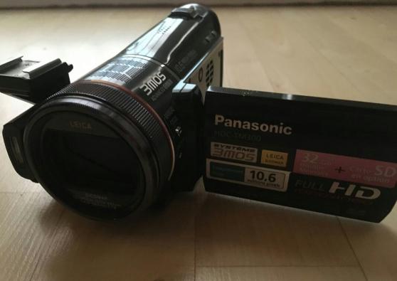 Caméra Haute Définition Panasonice TM 30