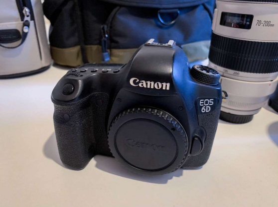 Accessoires Objectifs Canon 6D 2Lenses - Photo 2