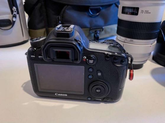 Accessoires Objectifs Canon 6D 2Lenses - Photo 3