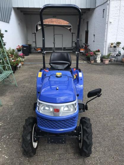 Annonce occasion, vente ou achat 'micro tracteur Iseki TM 3160'