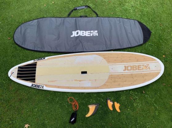 Annonce occasion, vente ou achat 'Paddle board JOBE Bamboo rigide occasion'