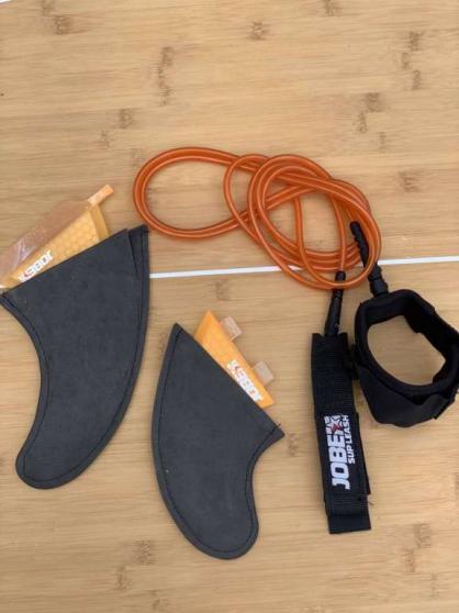Paddle board JOBE Bamboo rigide occasion - Photo 2