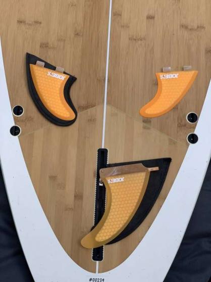 Paddle board JOBE Bamboo rigide occasion - Photo 3