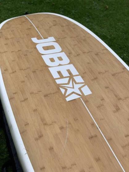 Paddle board JOBE Bamboo rigide occasion - Photo 4