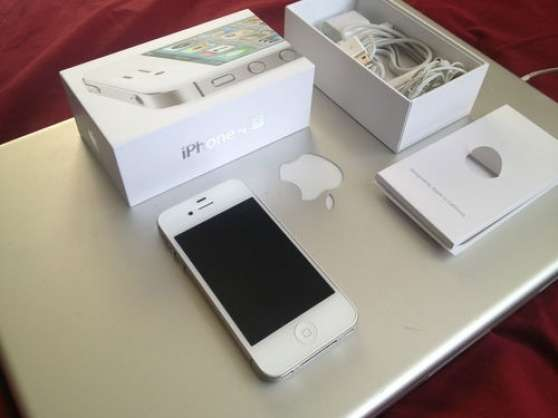 Annonce occasion, vente ou achat 'iphone 4s blanc'