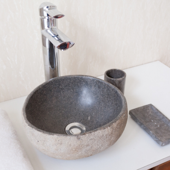 vasque lave main galet de rivi re meubles d coration magasins d p t vente asni res sur. Black Bedroom Furniture Sets. Home Design Ideas