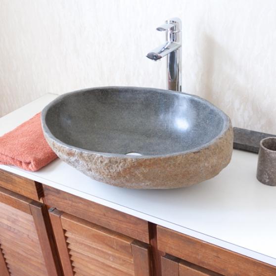 Vasque Galet de Rivière