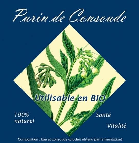 Purin de consoude - Produit naturel