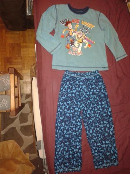 2 pyjamas 6 ans - Photo 2