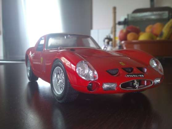 Ferrari 250 GTO 1962 1/18 Rouge