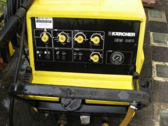 Karcher eau chaude HDS 1250 à réviser