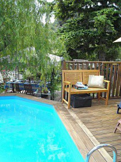 Vacances RDC villa avec piscine