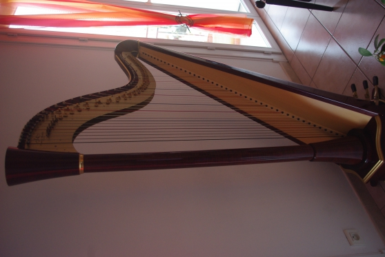 harpe p dales camac musique instruments harpes perpignan reference mus har har petite. Black Bedroom Furniture Sets. Home Design Ideas