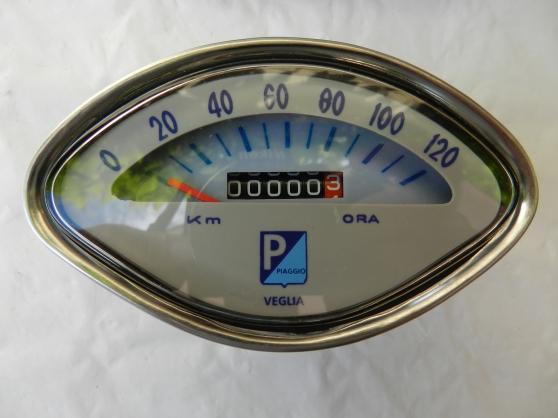Compteur kilométrique VESPA