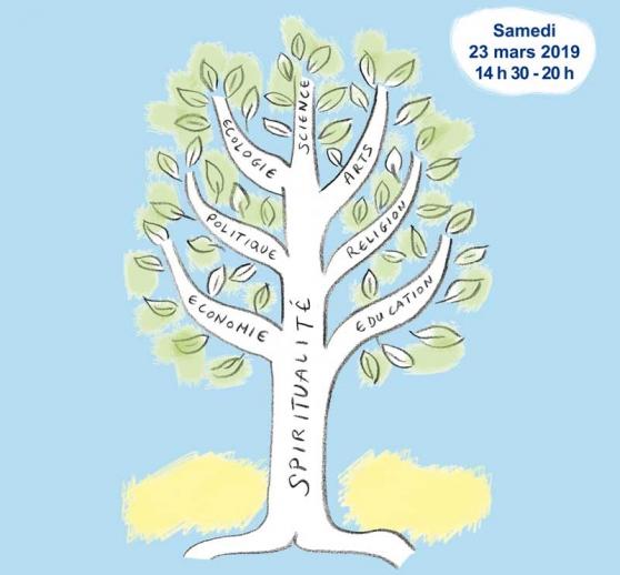 Petite Annonce : A l\'aube d\'une ère nouvelle  conférence - Samedi  23 mars 2019 de 14h30 à 20h à L\'Espace Reuilly Paris 12