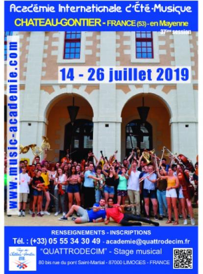 Académie Internationale de musique d\'Eté - Photo 2