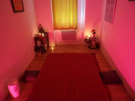 Massage sensuel tantrique pour femme et