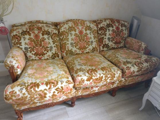 Annonce occasion, vente ou achat 'Canapé lit et 2 fauteuils'