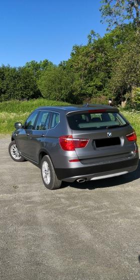 BMW X3 xDrive20d 184 ch - Photo 2