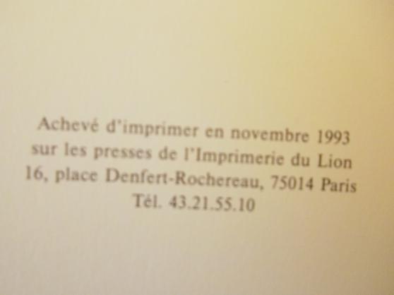 GUY DEBORD MÉMOIRES 1993 - Photo 4