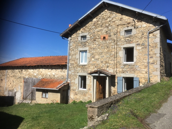 Annonce occasion, vente ou achat 'Maison en Montagne Bourbonnaise'