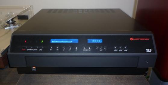 ELP Laser Turntable ELP LT500 SPECIAL ED