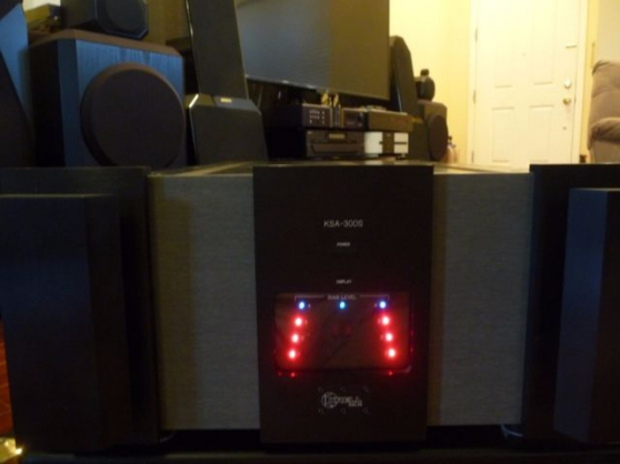 Krell KSA-300S Power Amplifier 300 watt