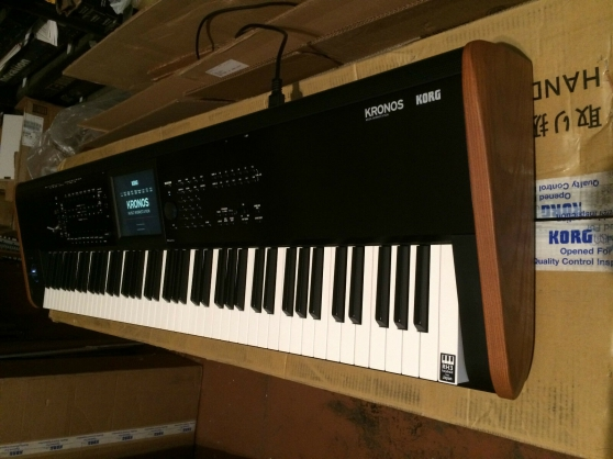 Annonce occasion, vente ou achat 'KORG KRONOS 2 73 Key Keyboard Synthesize'