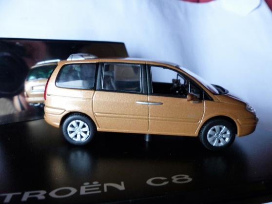 CITROEN C8 2002 NOREV 1/43ème