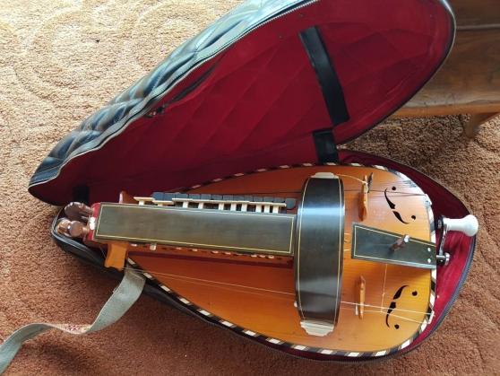 Annonce occasion, vente ou achat 'Vielle à roue'