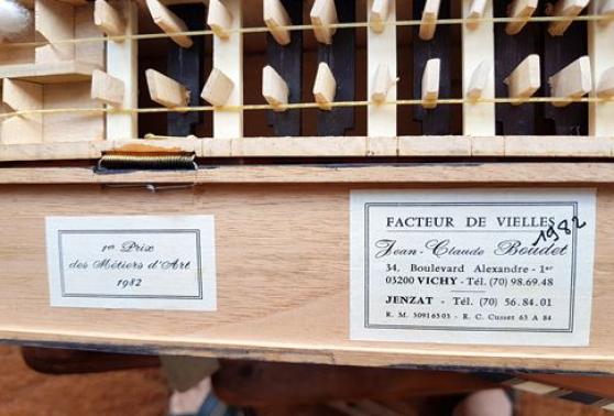 Vielle à roue - Photo 4
