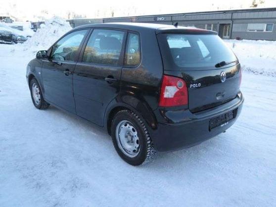 Annonce occasion, vente ou achat 'Volkswagen Polo 1.6 TDI 105 CR FAP Sport'