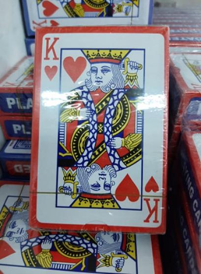Annonce occasion, vente ou achat 'Destockage 50 jeux de 54 cartes Poker'