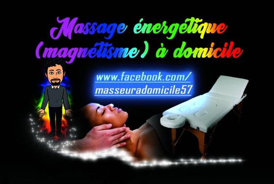 Annonce occasion, vente ou achat 'Massage énergétique à domicile'