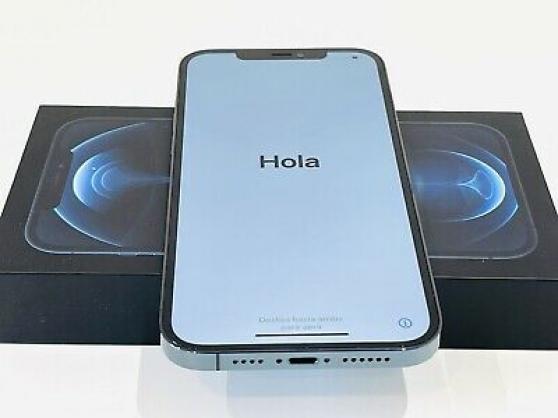 Apple iPhone 12 Pro Max - 256 Go - Bleu