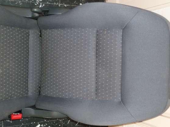 siège arrière gauche seat alambra 7place